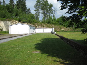 KZ Flossenburg, The Site of the Hangings