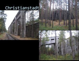 The sub-camp of Christianstadt