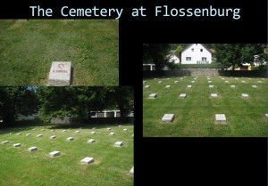 The Cemetery in the Center of Flossenburg