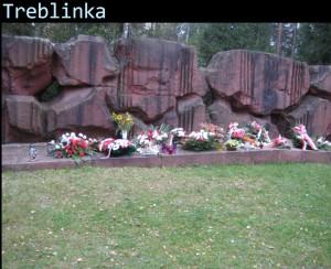 The Memorial at Treblinka
