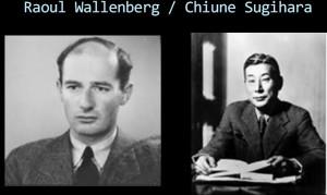 Raoul Wallenberg / Chiune Sugihara